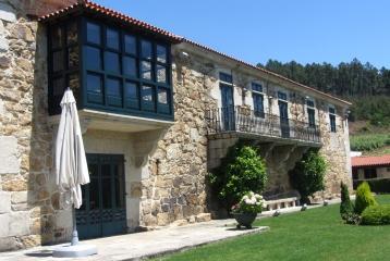 Casal de Armán - Vistas exteriores
