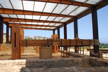 Parc Arqueològic Cella Vinaria de Vallmora