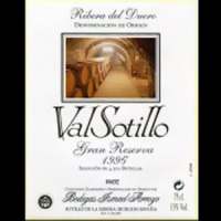 Valsotillo Gran Reserva 1995