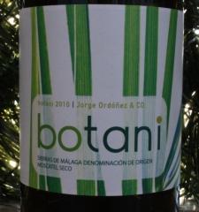Botani 2010