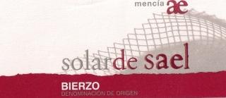 Solar de Sael Barrica Mencía 2007