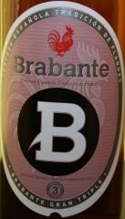 Brabante triple fermentación