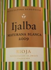 Ijalba Maturana blanca 2009