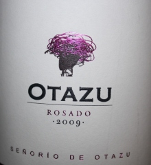 Otazu Rosado 2009