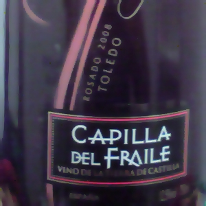 Capilla del Fraile Rosado 2008