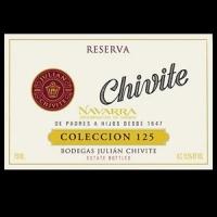 Chivite Colección 125 Reserva