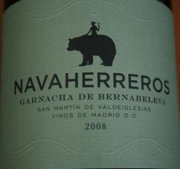 Navaherreros 2008