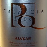 PQ Primicia 2008