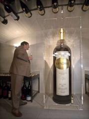 La botella más grande