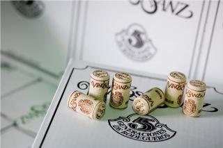 Corchos de Vinos Sanz