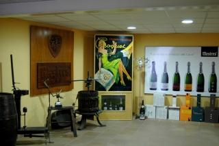 Sala de Catas de Caves Mestres