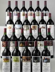 Botellas Magnum de Vega Sicilia Único