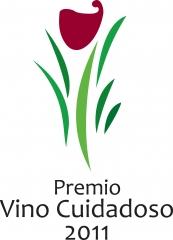 Logotipo del Concuros Vino Cuidadoso