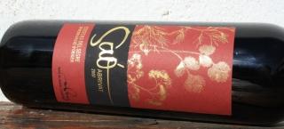 Botella de Saó Abrivat 2007
