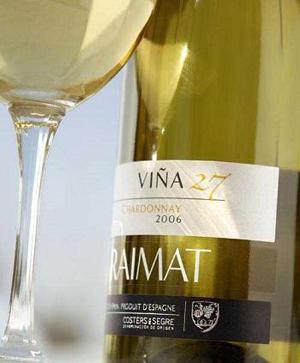 Viñas 27 Chardonnay