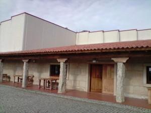 Entrada de Bodega Coto Redondo
