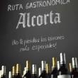 Vinos y tapas: Ruta Alcorta