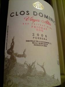 Clos Dominic Vinyes Altes 2006