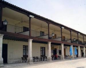 Terrazas de la Plaza Mayor