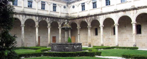 Monasterio de San Clodio