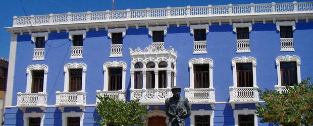 Palacete de los Melgares