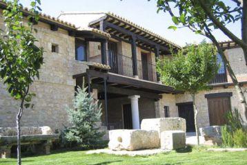fachada del hotel Pago de Trascasas en Valladolid