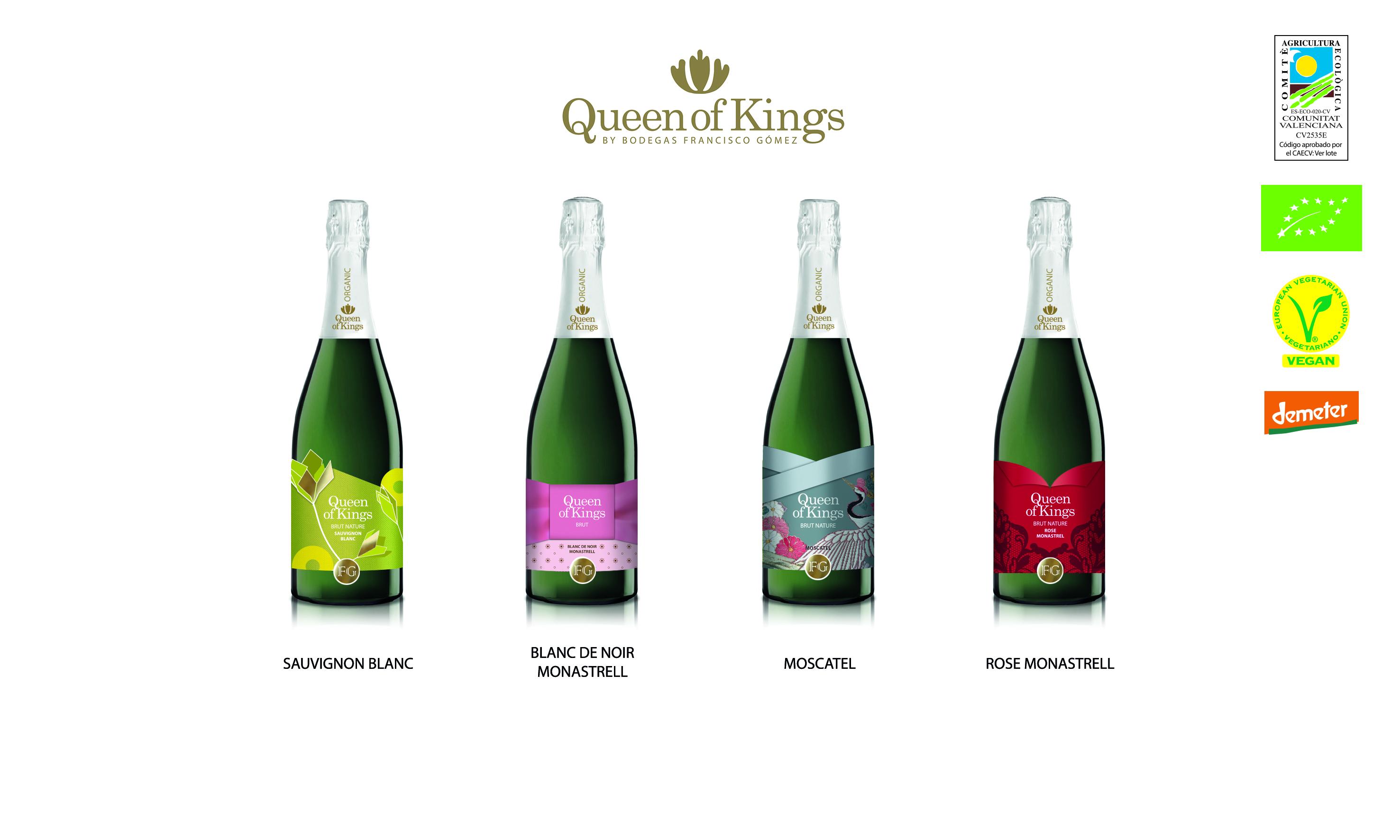 maridaje de vinos espumosos de Alicante