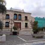 Edificio restaurado y recuperado para restaurante