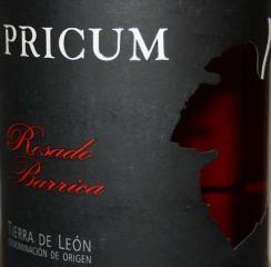 Pricum Fermentado en Barrica 2009