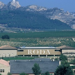 Vista exterior de Bodegas Roda