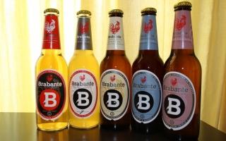 Las cinco cervezas de Brabante