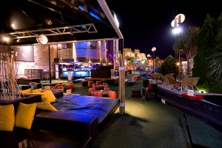 Out Space, terraza chillout