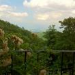 Vistas desde la Badia de Coltibuono