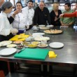 Un grupo de chefs de Chicago conoce la cocina típica de La Rioja Alavesa en Laguardia