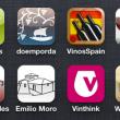 9 apps para hacer enoturismo por España